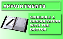 Schedule a consultation with the Doctor.